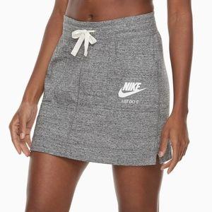 NIKE Gym Drawstring Vintage Skirt